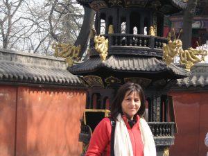 Hélène Zimmermann Qi Gong Tai Ji Quan Thérapie en Cévennes